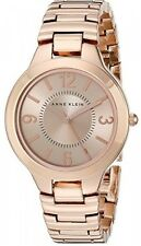 Anne Klein Rose Gold-Tone Ladies Watch AK-1450RGRG