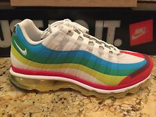 "NIKE AIR MAX 95 SIZE 11 (+) BB WTM ""WHAT THE MAX"" 2012 DS RARE 532305 116"