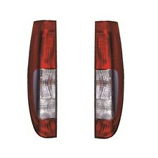 MERCEDES Vito w639 Furgone 10/2010-5/2015 REAR TAIL LIGHTS LUCI 1 Paio O/S & N/S