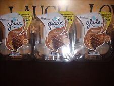 Glade PlugIns Scented Oil CASHMERE WOODS Plug In refills