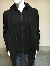 NWT MENS JOES JEANS PARKER HOODIE PEACOAT SIZE L $379 SOLD OUT EVERYWHERE