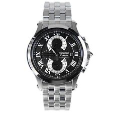 Seiko Premier Chronograph Men's Watch SPC067P1