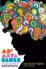 Mo' Meta Blues: The World According to Questlove-ExLibrary