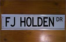 FJ HOLDEN STREET ROAD SIGN/ BAR SIGN - CAR - SOUVENIER