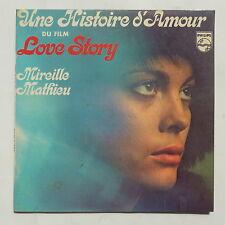 MIREILLE MATHIEU Une histoire d amour Du film Love story 6210020