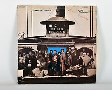 The Paupers ‎– Ellis Island-FTS 3051