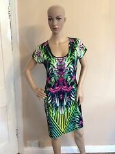 Just CAVALLI Roberto CAVALLI Ladies Bodycon Dress Size Large,