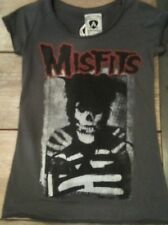 Amplified Misfits Womens T shirt XS, Small and Medium Vintage Washed