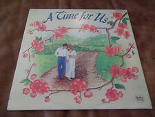 A Time For Us 1970's Compilation LP Great Songs ~ TeeVee Records - Fast Ship!