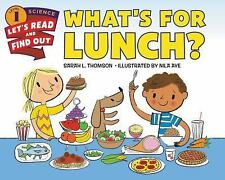 What's for Lunch? (Let's-Read-and-Find-Out Science 1)-ExLibrary