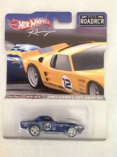 Racing Road Racers * James Garner's Copo Corvette  2012 Hot Wheels ROADRCR