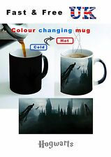 HARRY POTTER HOGWARTS SCHOOL Witch Dark Castle REGALO Tazza da caffè colore: modifica