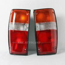 84 85 86 87 88 TOYOTA HILUX MK2 LN65 YN65 2/4WD PICKUP TAIL REAR LIGHT LAMP L+R