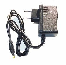 Sega Mega Drive Megadrive 2 MDII 32X  2 Pin Euro Replacement Power Supply PSU UK