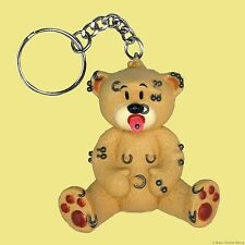 BAD TASTE BEARS RINGO KEYRING/KEYCHAIN - FAST SHIPPING - MORE IN SHOP