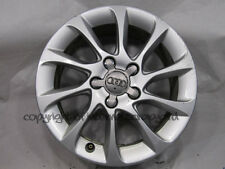 "Original Audi A3 16"" Alloy wheel alloys x1 2014 6.5Jx16H2 ET46 8V0601025 G #17"