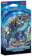 YU-GI-OH! REALM OF THE SEA EMPEROR STRUCTURE DECK (SDRE) - 1 DECK