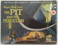 Pit And The Pendulum Steelbook Blu-Ray