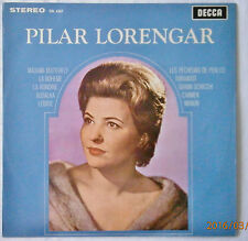 Pilar Lorengar – Operatic Arias (Rare Spanish import) LP