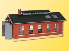 Kibri 39307 Lokschuppen, einständig, Bausatz, H0