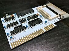 XT CF Lite Compact Flash 8 bit ISA IDE Adapter 4.1 With Boot ROM and Bracket