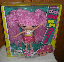 #7442 NRFB MGA Entertainment Lalaloopsy Jewel Sparkles Loopy Hair Doll