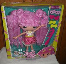 #7442 NRFB MGA Entertainment Lalaloopsy Jewel Sparkles Loopy Hair Doll