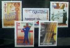 Macedonia 2001 Charity stamps MNH