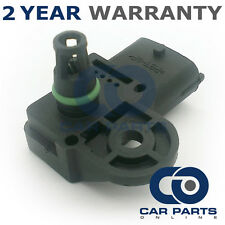 Per Fiat Idea 1.4 Benzina (2004-2007) Carta Collettore Assoluto air PRESSIONE sensor