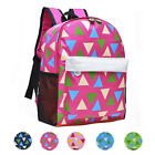 Children Baby Boy Girl School Bag Backpack Cute Toddler Shoulder Bag Hiking New
