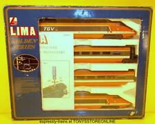 lima ho golden series tgv 4 car articulated train pack nr xclnt in box 149711