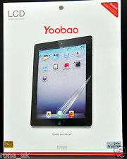 Original Yoobao Calidad Protector De Pantalla Para Ipad air/ipad 5 _ nivel 4h_type_clear
