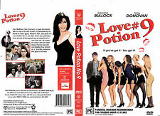 Love Potion No 9-1992-Sandra Bullock- Movie-DVD
