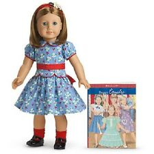 American Girl EMILY DOLL and BOOK Best friend of Molly English NRFB