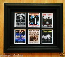 BON JOVI - reproduction PICTURES IN FRAMES
