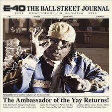 E-40 - The Ball Street Journal [Clean] hip-hop/rap CD