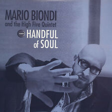 Mario Biondi Abd High Five Quintet - Handful of soul (Vinyl 2LP - EU - Original)