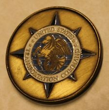 Transportation Command Deputy Commander in Chief Challenge Coin