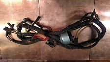 NOS OEM Wiring Harness 1939 Ford Panel Delivery Truck W/ Headlight Dimmer Switch