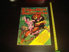EDGAR RICE BURROUGHS Moorcock Tarzan New English Library Tabloid 1975 FN