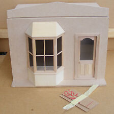 1:12th Dolls House Display Made Up Room Shop Shadow Box With A Removable Front A