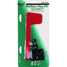 (2 PACK) MAILBOX FLAG REPLACEMENT KIT Fits Most  Mailboxes BEST SELLER