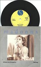 "Madonna:Like a virgin/Stay:7"" Vinyl Single:UK Hit"