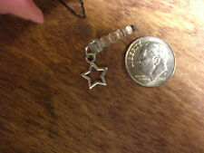 Star Wicca Dust Plug Cell Phone