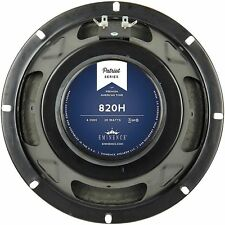"Eminence 820H 8"" Guitar Speaker 4 ohm Hemp Cone Patriot Series - Fender Champ"