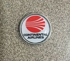 CONTINENTAL AIRLINES 747 777 737 787 Logo Pin Badge .✈️✈️✈️✈️✈️✈️