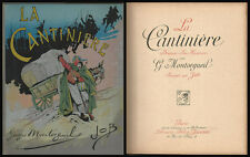 La Cantiniere France Son Histoire by G Montorgueil HC in French