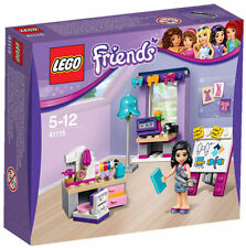 41115 LEGO FRIENDS Mod.Il Laboratorio Creativo di Emma