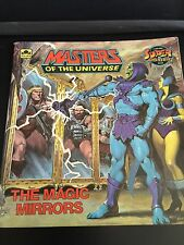HE-Man Masters of the Universe MINI FUMETTO Magia GLI SPECCHI