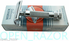 Merkur Solingen 37C  Double Edge Safety Razor